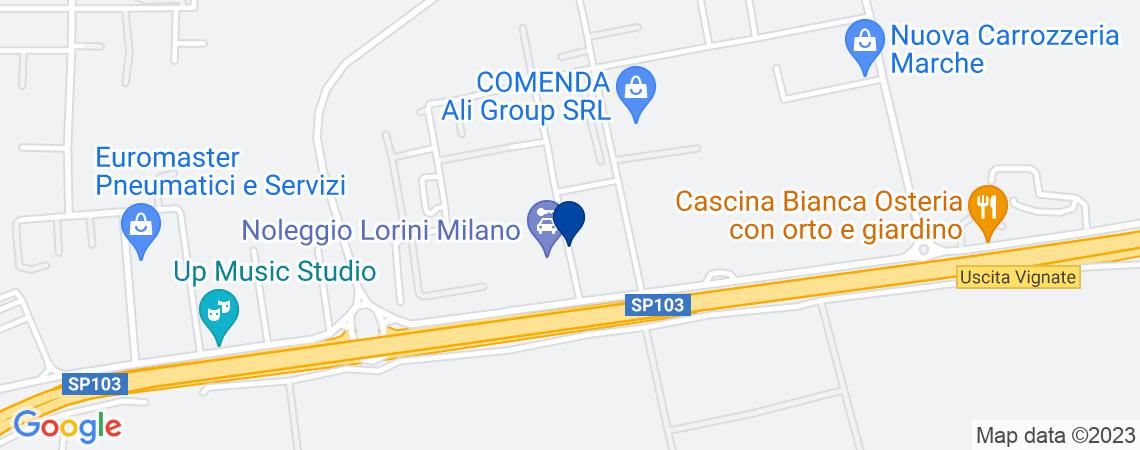 Fabbricato industriale, CASSINA DE' PECCHI