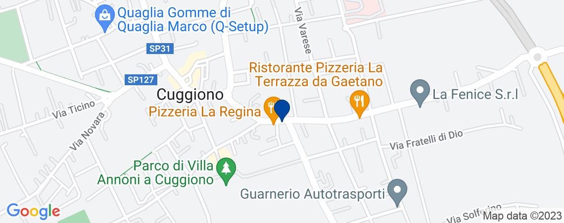Appartamento, CUGGIONO