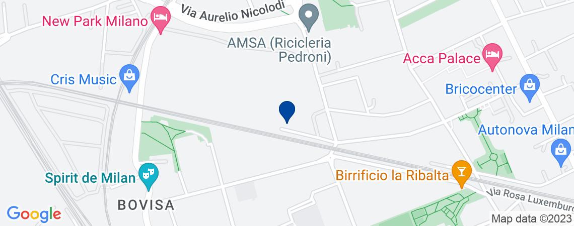 Fabbricato industriale, MILANO