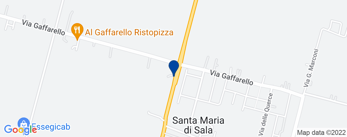 Villetta, SANTA MARIA DI SALA