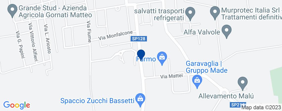 Fabbricato commerciale, CASOREZZO