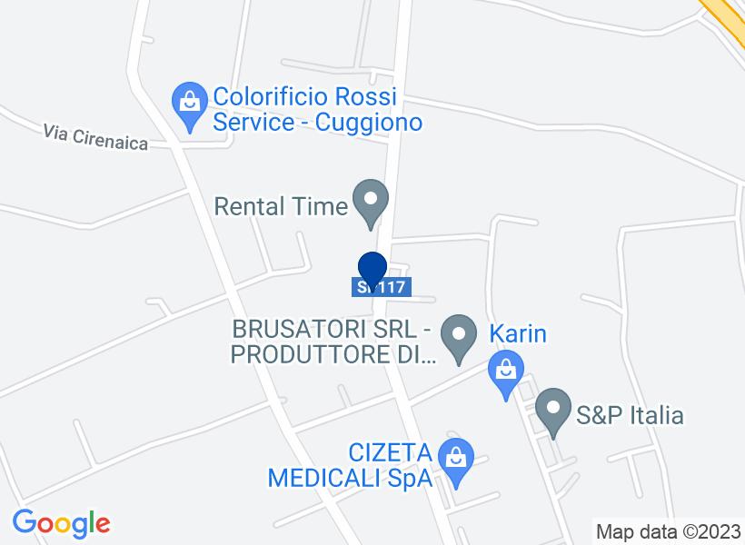 Fabbricato industriale, CUGGIONO