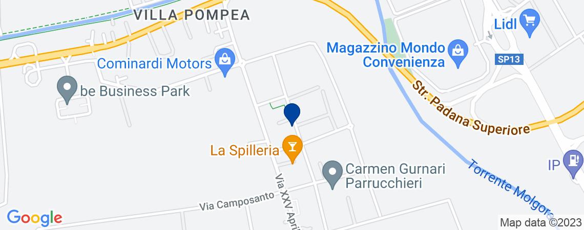Villetta, CASSINA DE' PECCHI