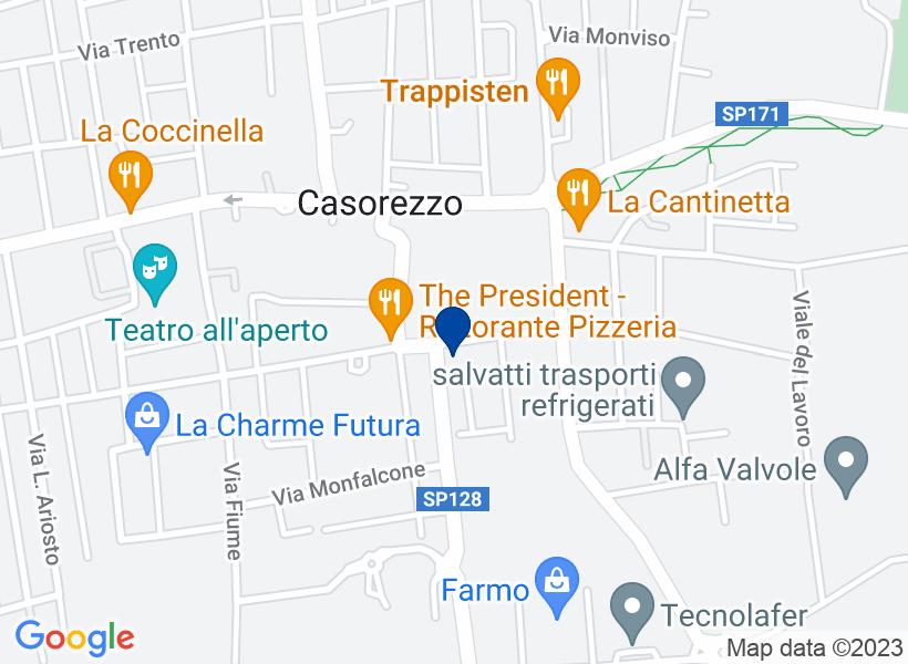 Fabbricato industriale, CASOREZZO