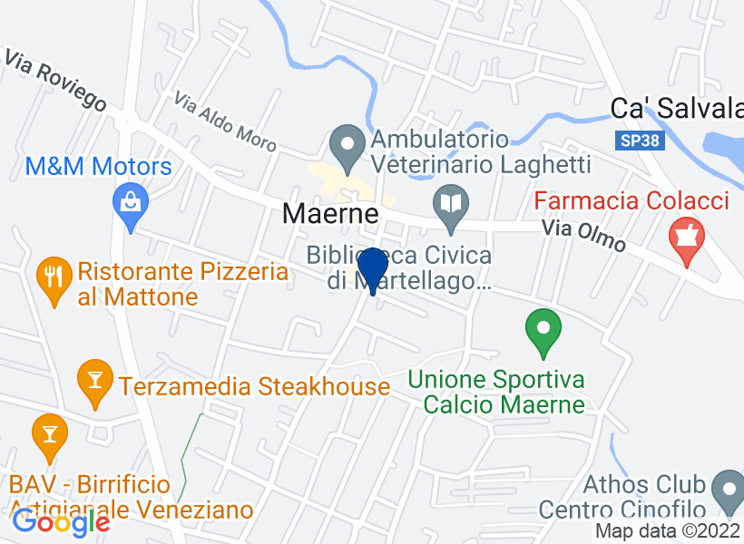 Negozio, bottega, MARTELLAGO