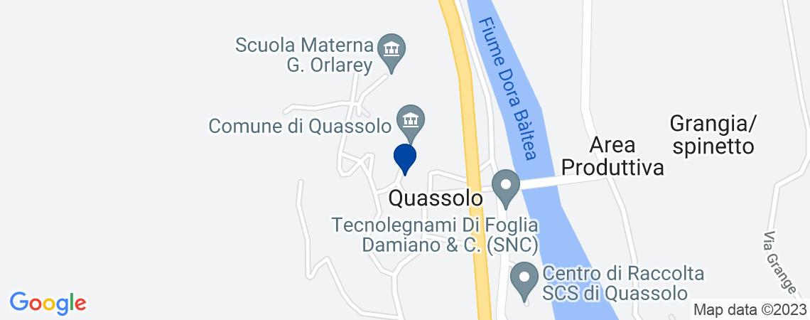 Appartamento, QUASSOLO