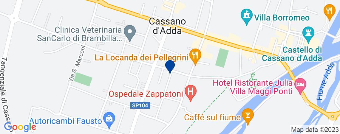 Ufficio, studio privato, CASSANO D'ADDA