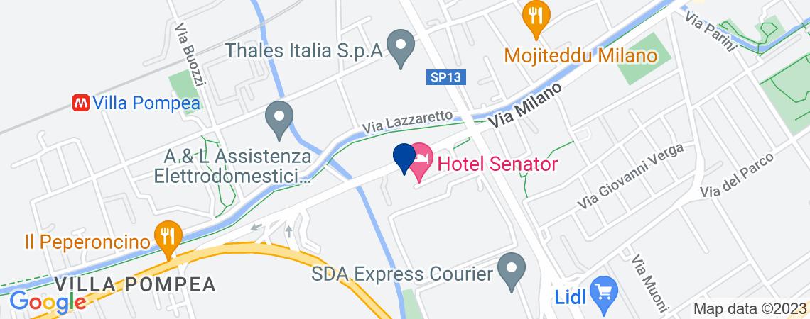 Fabbricato commerciale, GORGONZOLA