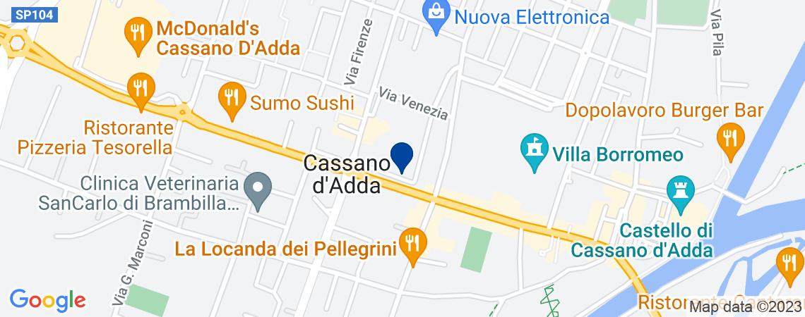 Negozio, bottega, CASSANO D'ADDA
