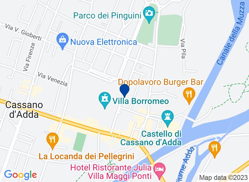 Posto auto, CASSANO D'ADDA