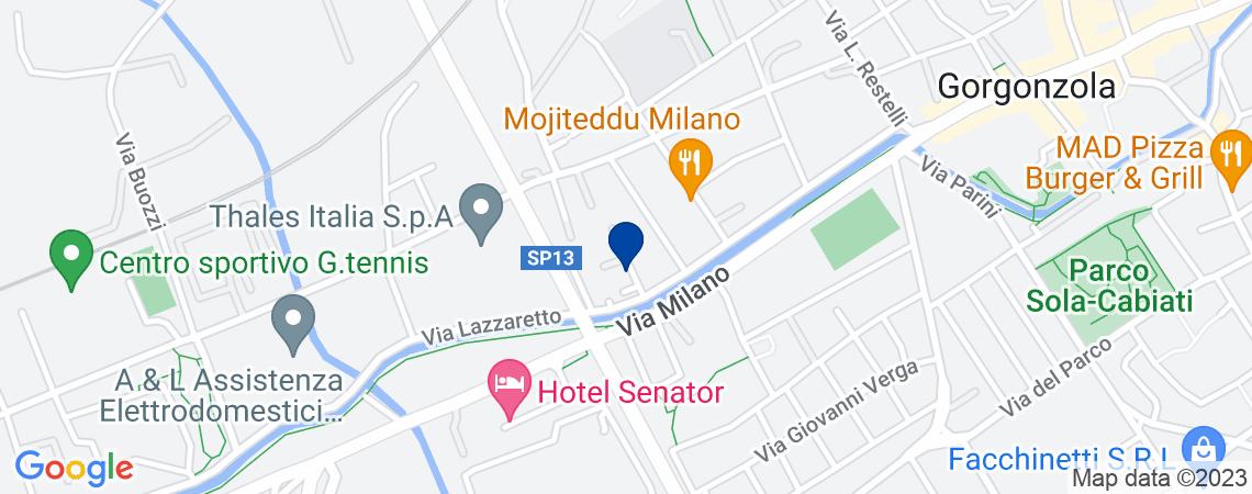 Magazzino, deposito, GORGONZOLA