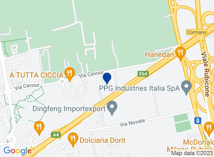 Fabbricato industriale, NOVATE MILANESE