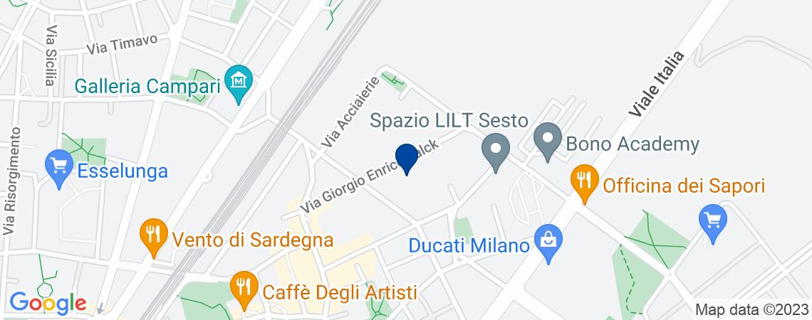 Fabbricato commerciale, SESTO SAN GIOVANNI