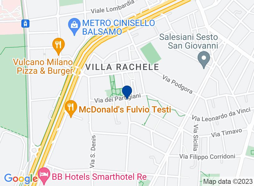 Opificio industriale, CINISELLO BALSAMO