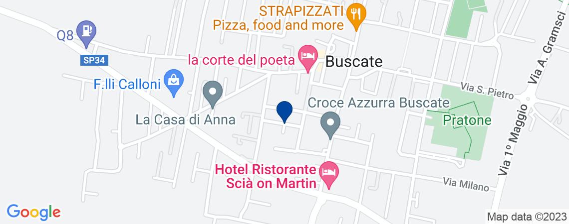 Appartamento, BUSCATE