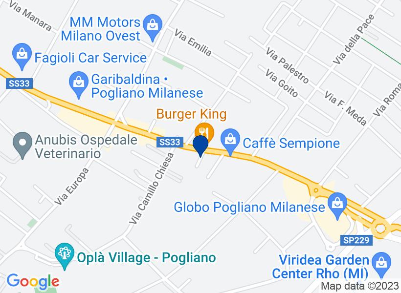 Villetta, NERVIANO