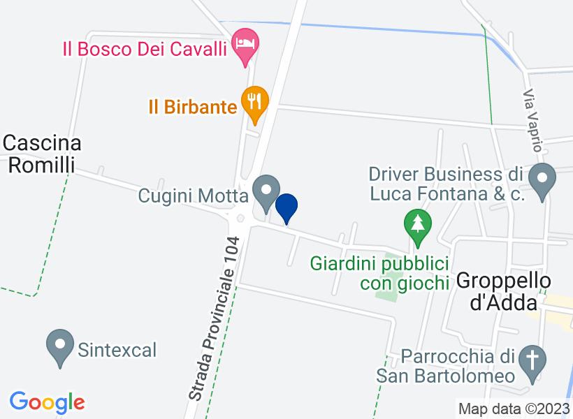 Villetta, CASSANO D'ADDA