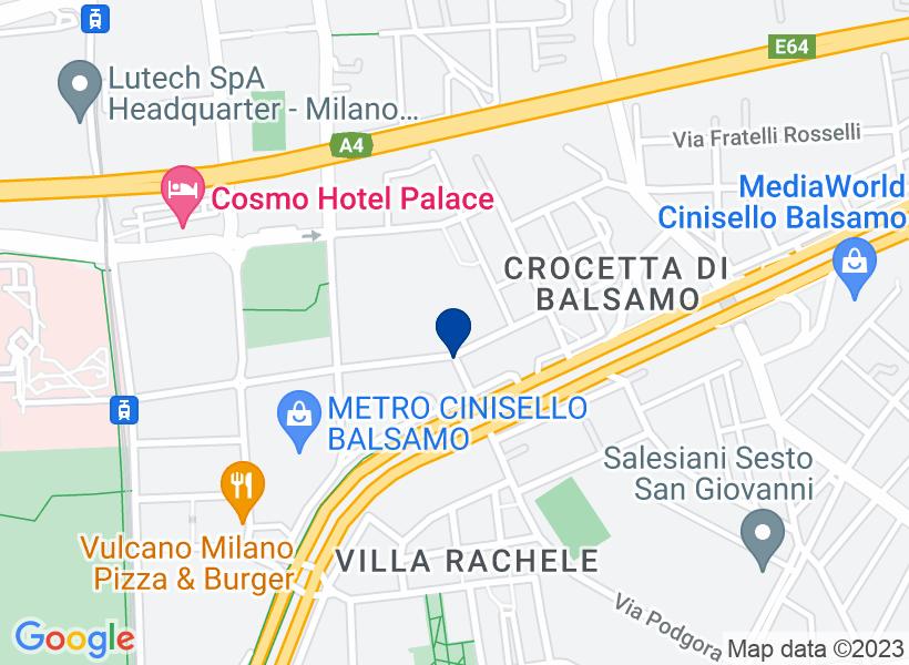 Appartamento Quadrilocale, CINISELLO BALSAMO
