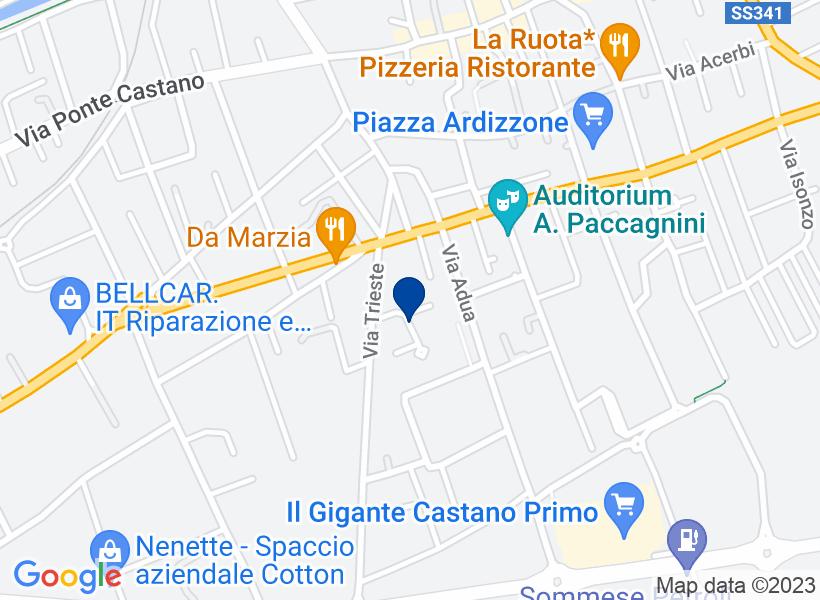 Appartamento Trilocale, CASTANO PRIMO