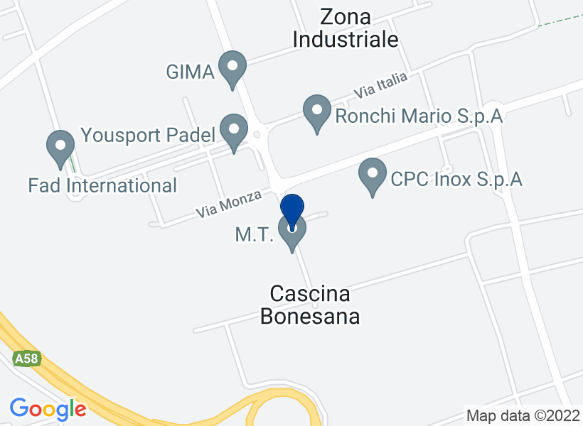 Fabbricato industriale, GESSATE