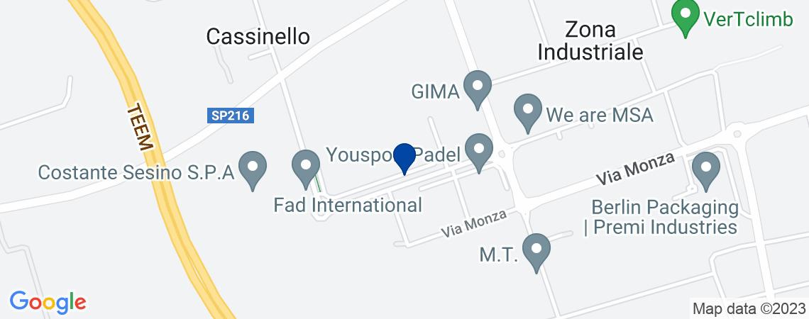 Fabbricato commerciale, GESSATE