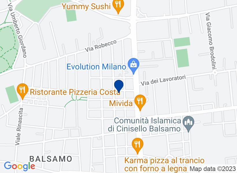 Fabbricato commerciale, CINISELLO BALSAMO