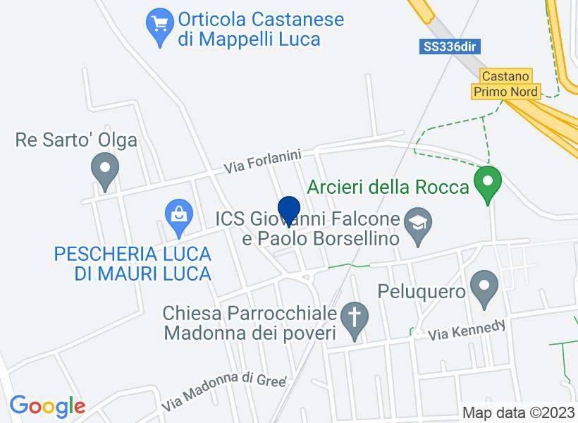 Appartamento 5 o più locali, CASTANO PRIMO