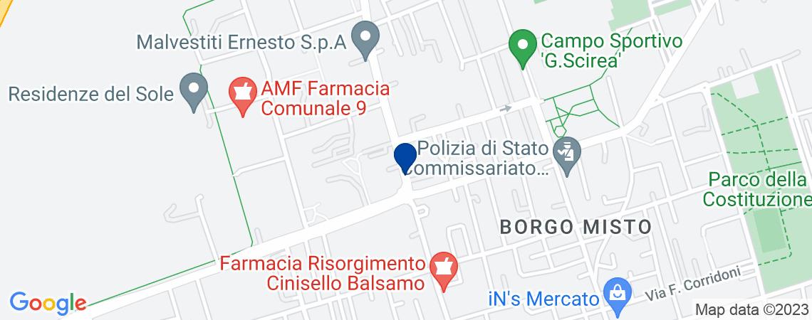 Appartamento Trilocale, CINISELLO BALSAMO