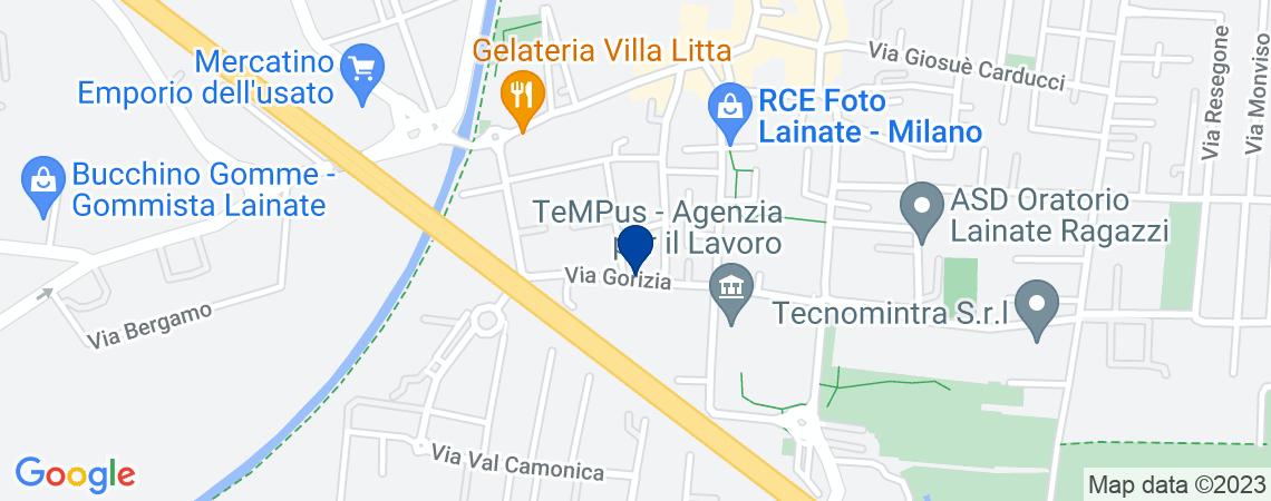 Villetta, LAINATE