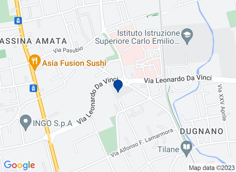 Deposito, PADERNO DUGNANO