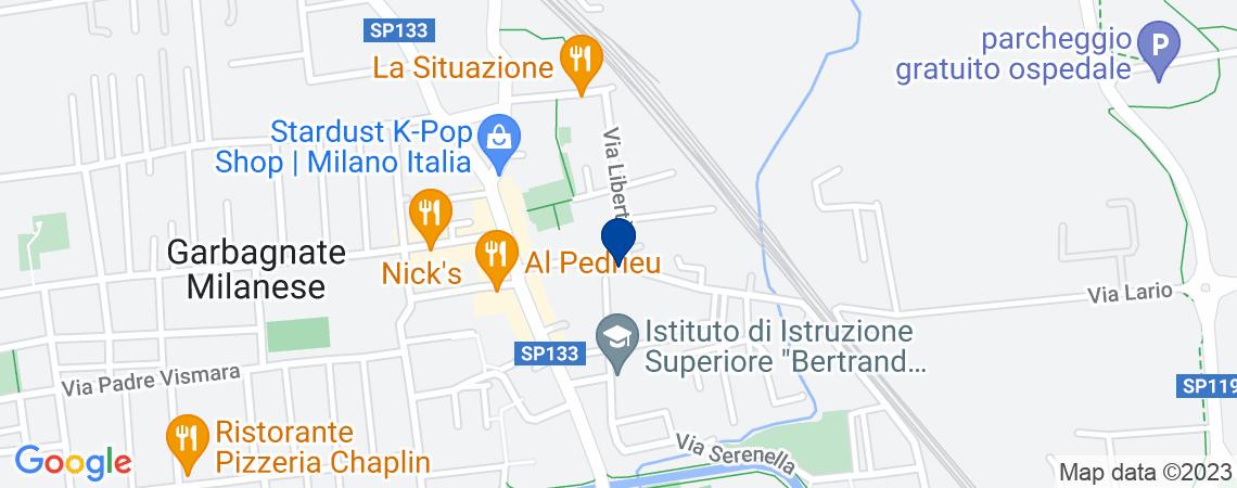 Appartamento Trilocale, GARBAGNATE MILANESE