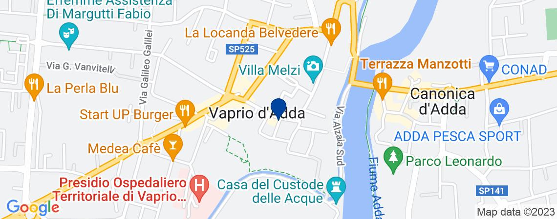 Appartamento, VAPRIO D'ADDA