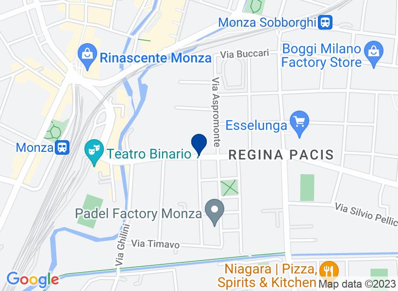 Ufficio, MONZA