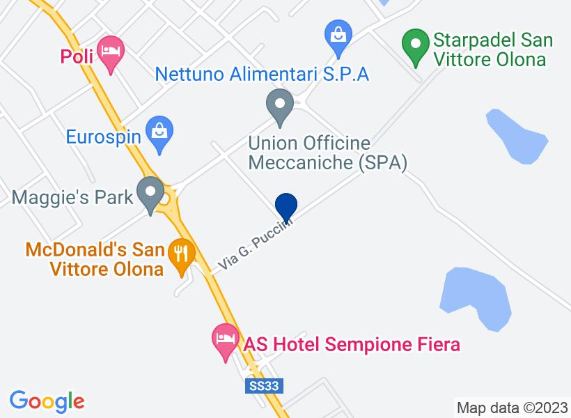 Opificio industriale, SAN VITTORE OLONA