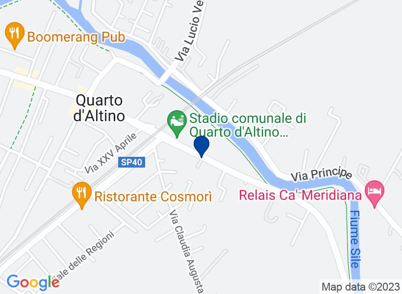 Fabbricato industriale, QUARTO D'ALTINO