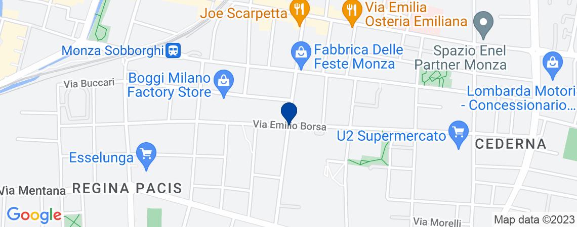 Appartamento Trilocale, MONZA