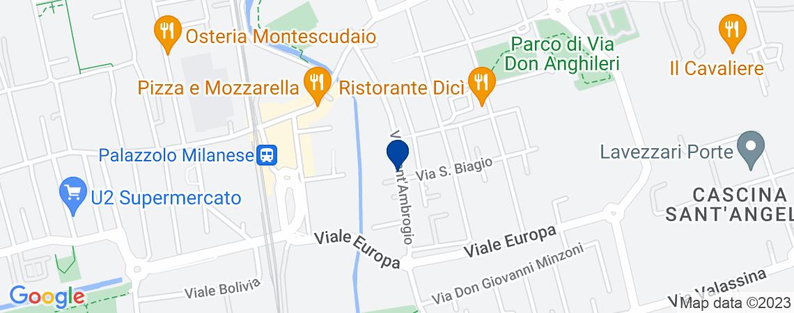 Villa, PADERNO DUGNANO