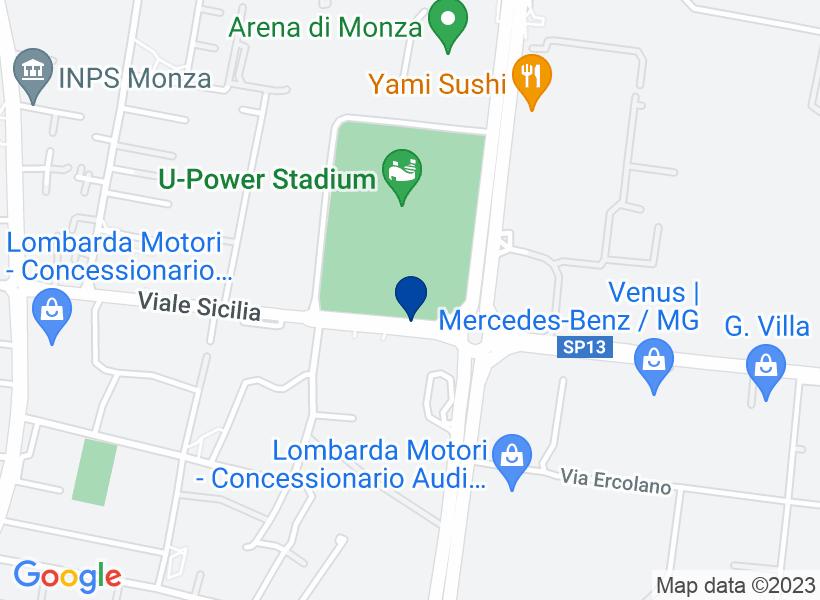 Opificio industriale, MONZA