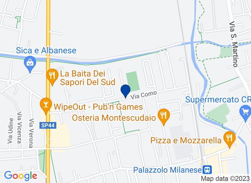 Fabbricato commerciale, PADERNO DUGNANO