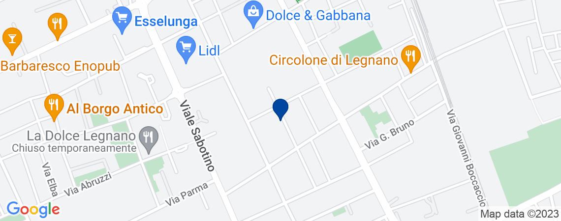 Appartamento Trilocale, LEGNANO