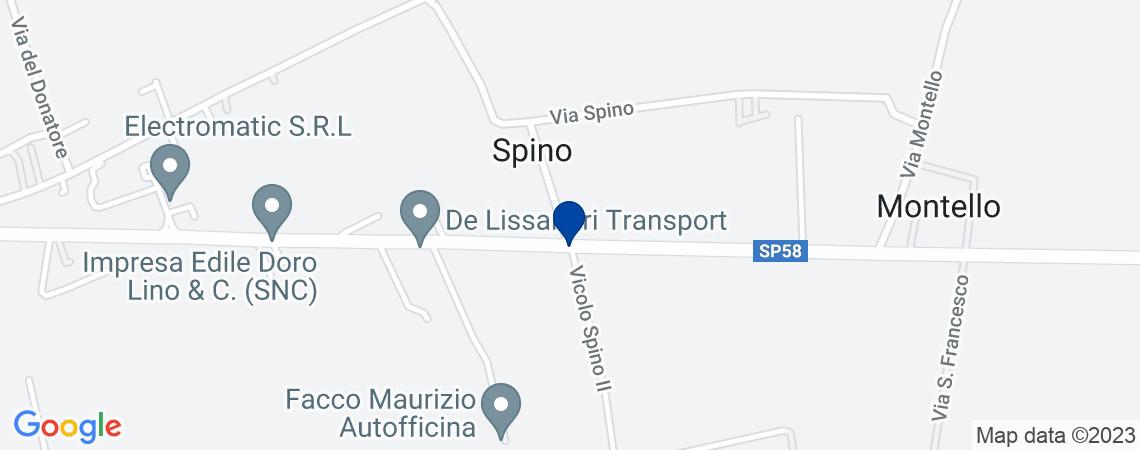 Magazzino, SAN GIORGIO IN BOSCO