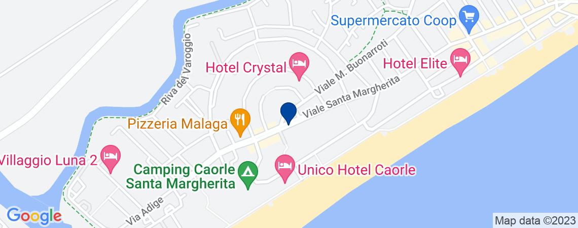 Albergo, CAORLE