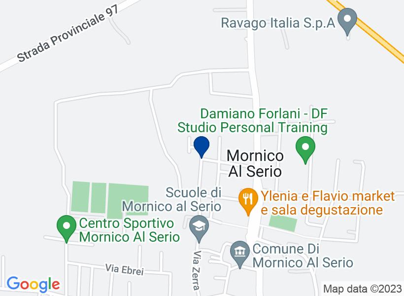 Fabbricato in costruzione, MORNICO AL SERIO