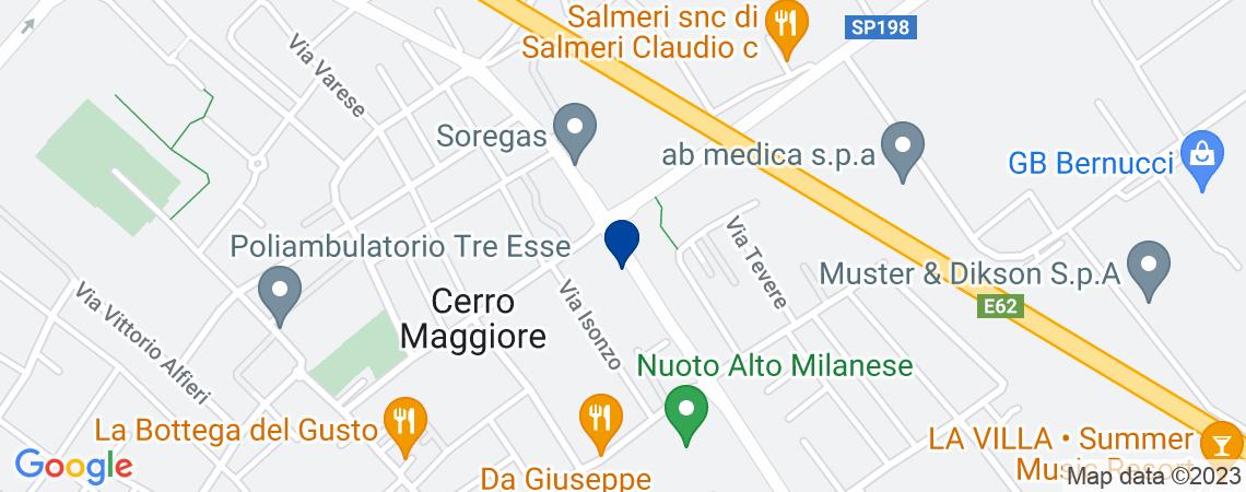 Magazzino, deposito, CERRO MAGGIORE