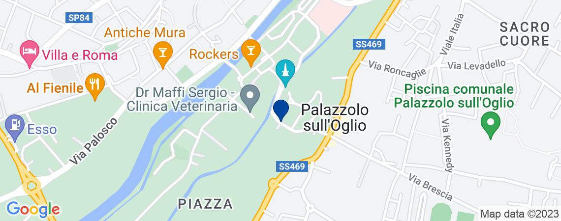 Casa di cura, ospedale, PALAZZOLO SULL'OGLIO