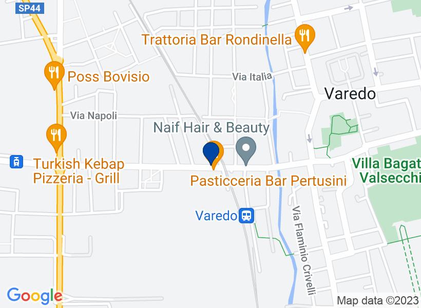 Opificio industriale, VAREDO