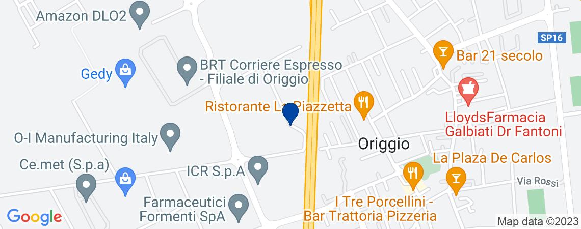 Opificio industriale, ORIGGIO
