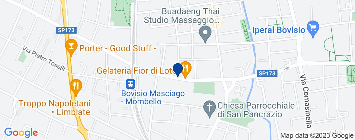 Appartamento Quadrilocale, BOVISIO MASCIAGO