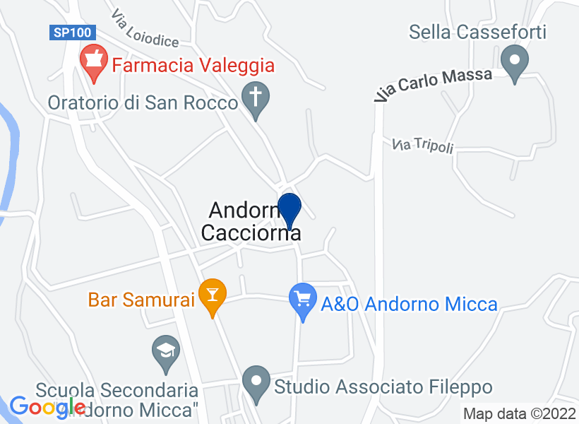 Fabbricato commerciale, ANDORNO MICCA