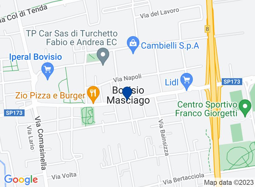 Appartamento Trilocale, BOVISIO MASCIAGO